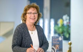 Antje Hebel schreibt Bücher