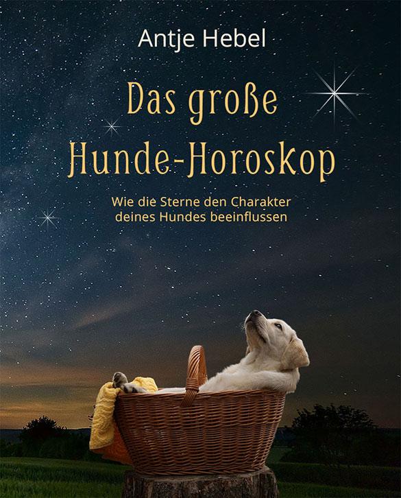 Antje Hebel, Buch Hunde-Horoskope
